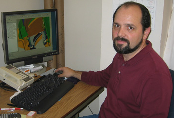 John Nolin, Research Project Engineer