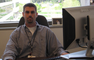 Justin Francis, Lead Mechanical Analyst for the IBEX Spacecraft and Flight System