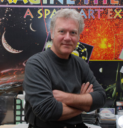 Mark Paternostro, IBEX Planetarium Show Producer and Art Director